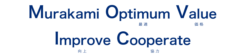Murakami Optimum Value Improve Cooperate